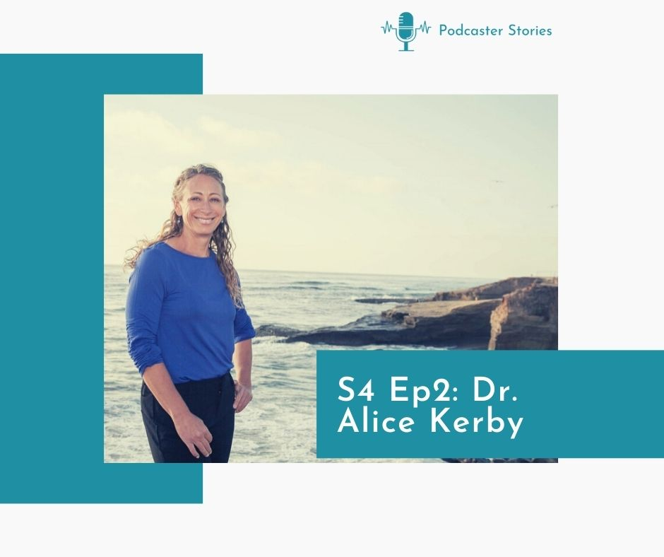 Dr Alice Kerby of Beyond the Pink Cloud